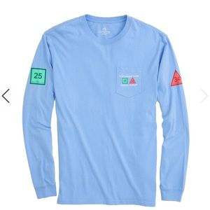 Southern Tide long sleeved shirt